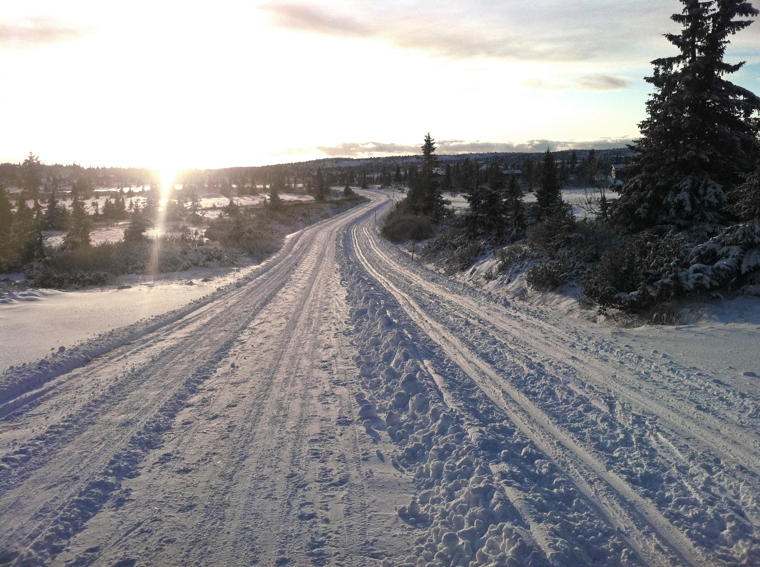 Sjusjøen er kåret til Norges beste langrennssted