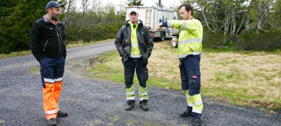 Oppstart strøm EAK - Vel Foto: Erik Helli